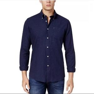Barbour NEW Button Down Isaac Tailored Fit Shirt